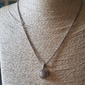 David Yurman Cerise Albion Petite Diamond Necklace